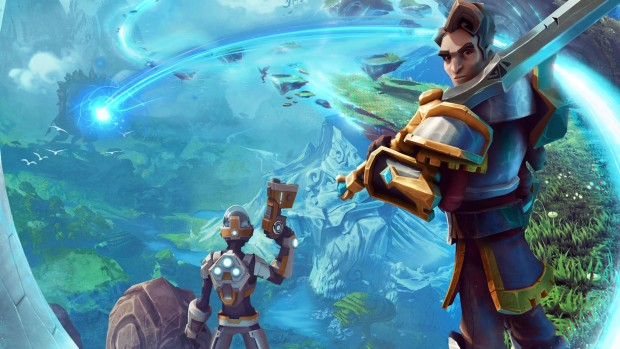 Microsoft's Project Spark artwork