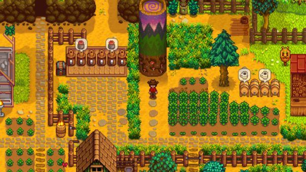 Stardew Valley 1.1 is bringing in a bunch of new features