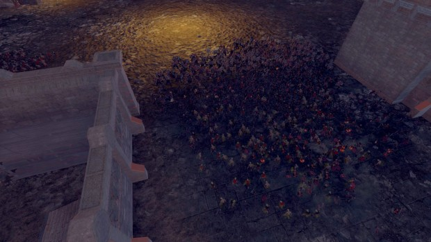 Total War: Warhammer is sometimes difficult to see
