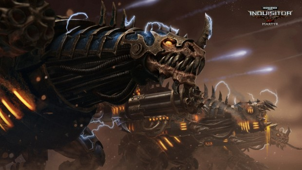 Warhammer 40k: Inquisitor - Martyr forgefiends are a deadly bunch