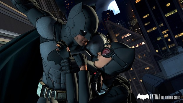 Telltale's Batman and Catwoman