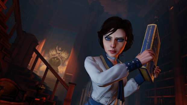 BioShock Infinite screenshot of Elizabeth