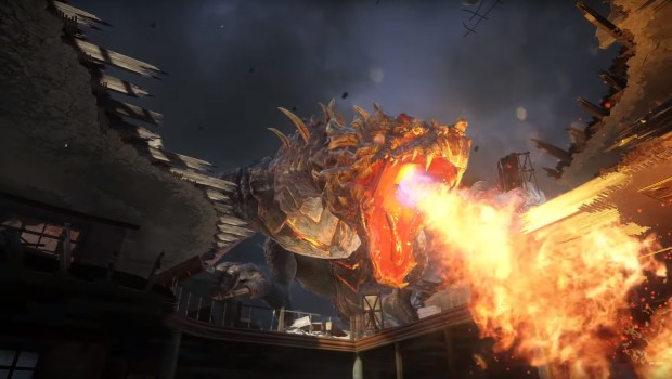 Call of Duty: Black Ops 3's Descent DLC brings Dragons