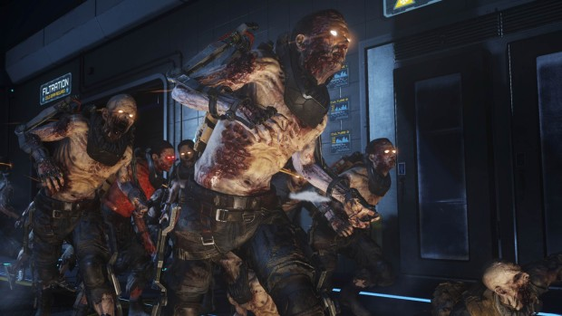 Call of Duty's mechanized zombies