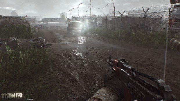 Escape from Tarkov graphics