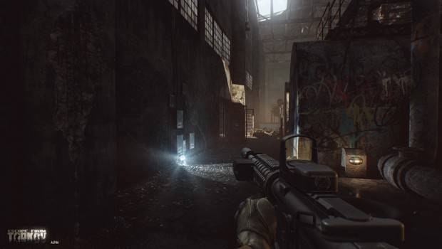 Escape from Tarkov gameplay screenshot