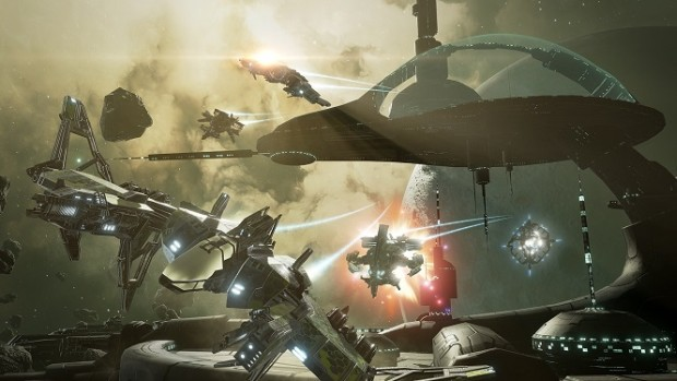 EVE: Valkyrie is getting new maps today