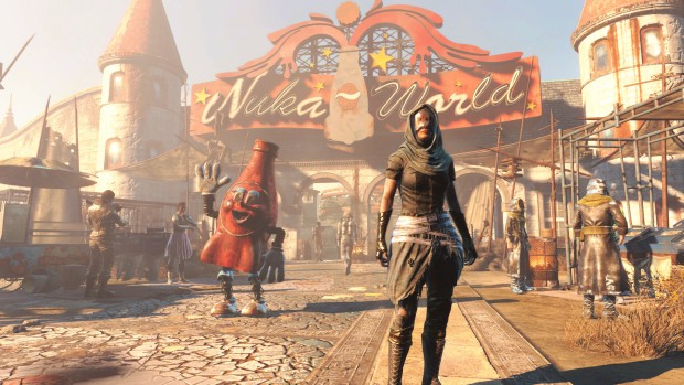 Fallout 4's Nuka-World will let you play as the Bandits