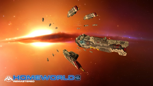 Homeworld Remastered Collection official screenshot