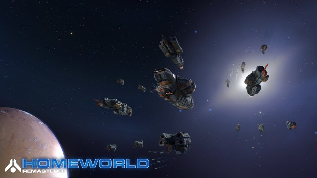 Homeworld Remastered Collection screenshot