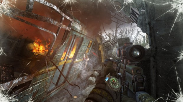 Metro Redux Bundle screenshot from Last Light