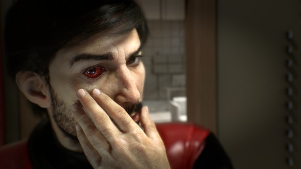 Red eyes from the Prey trailer