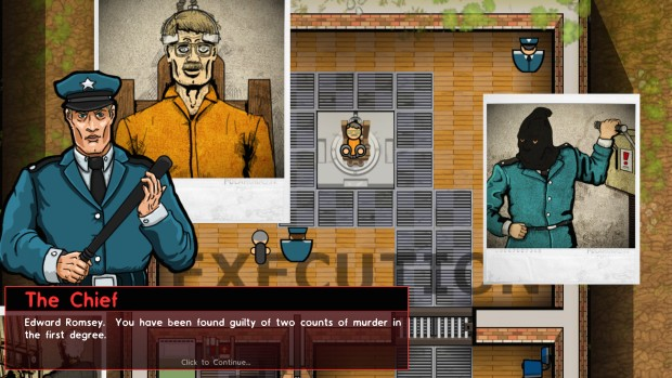 a screenshot from Prison: Architect