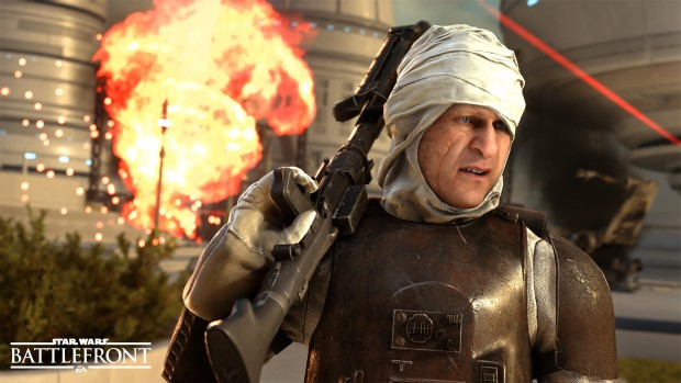 Star Wars Battlefront's Dengar hero