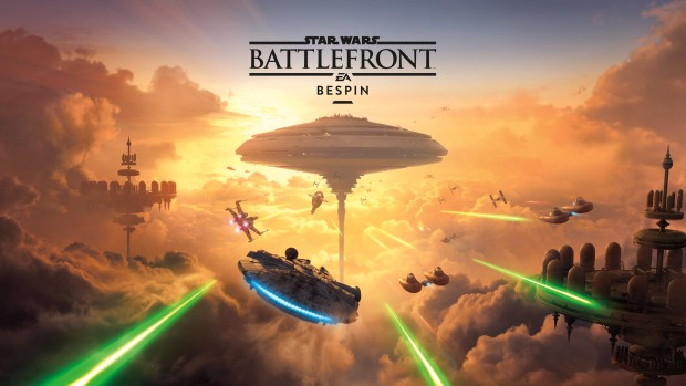 Star Wars Battlefront's Bespin expansion and the Cloud City