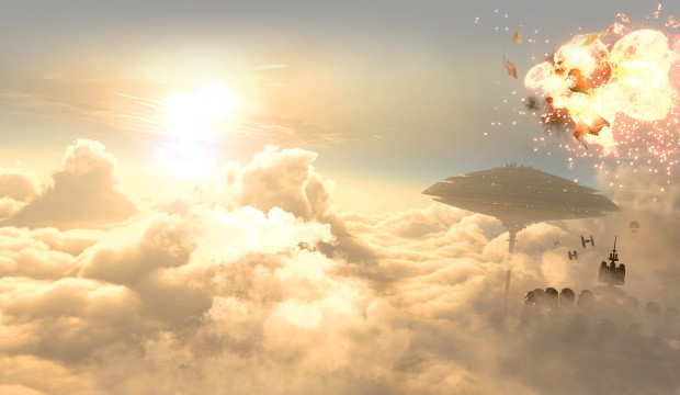 Star Wars Battlefront's Cloud City