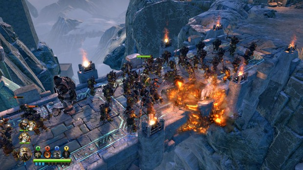 The Dwarves ARPG features 15 playable Dwarves