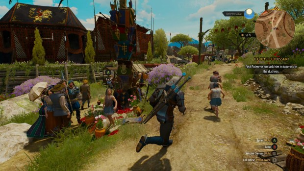 The Witcher 3: Blood and Wine features some beautiful locations, and annoying NPCs