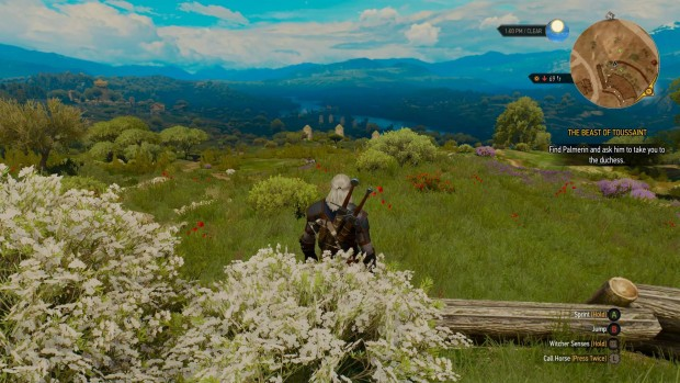The Witcher 3: Blood and Wine graphical quality is amazing