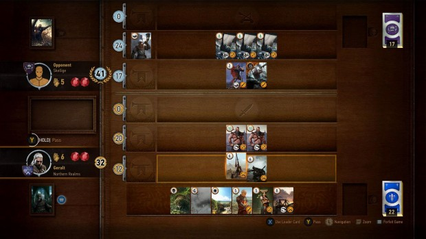 The Witcher 3: Blood and Wine features an entire new Gwent deck - Skellige