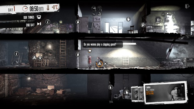 This War of Mine: The Little Ones expansion screenshot
