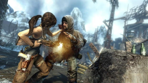 Tomb Raider 2013 PC screenshot