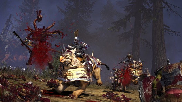 Total War: Warhammer's Blood for the Blood God DLC brings buckets of blood to each battle