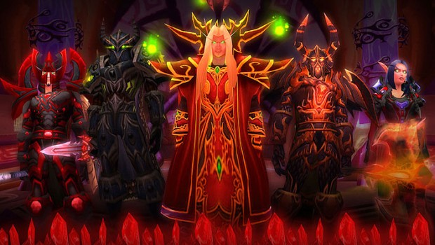 Kael'Thas from Tempest Keep - World of Warcraft