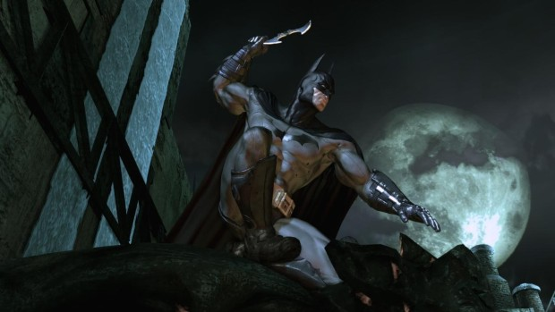 Batman: Arkham Asylum Batman screenshot