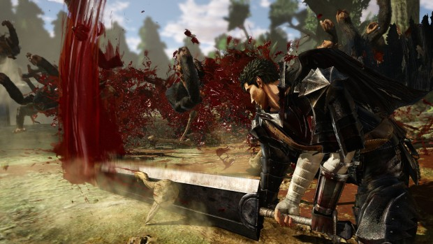 Berserk game screenshot