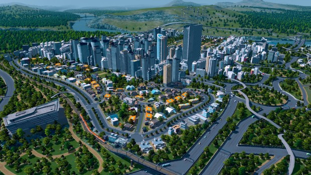 Cities: Skylines PC screenshot