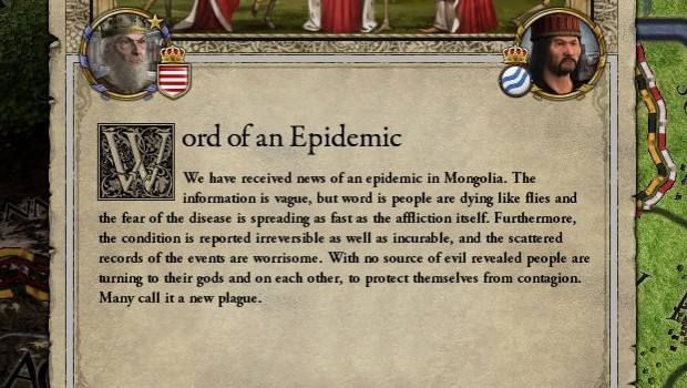 Crusader Kings 2 The Reapers Due brings forth the plague