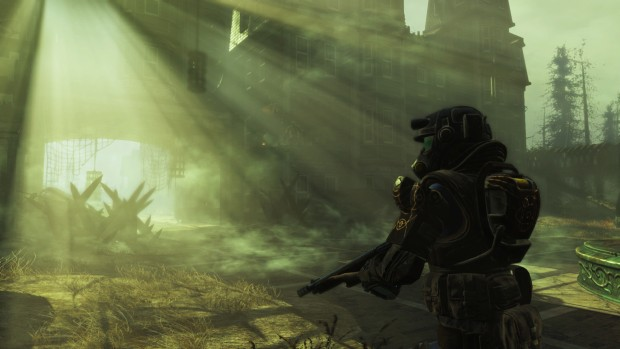 Fallout 4 Power Armor screenshot