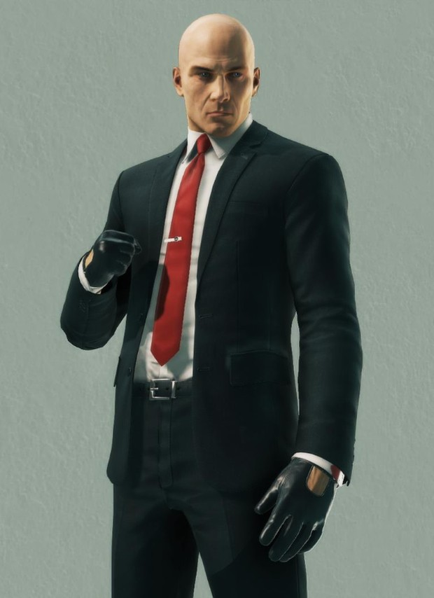 Hitman's signature suit from Hitman: Absolution