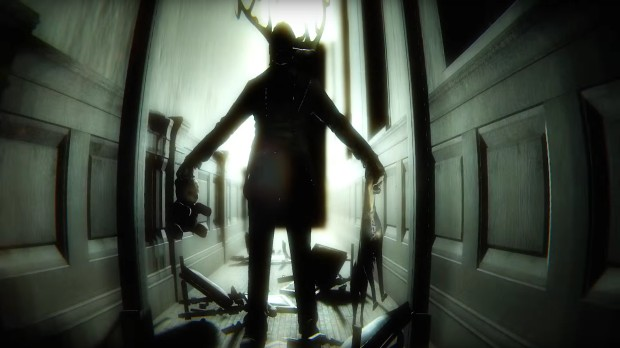 Layers of Fear: Inheritance DLC shadowy figure