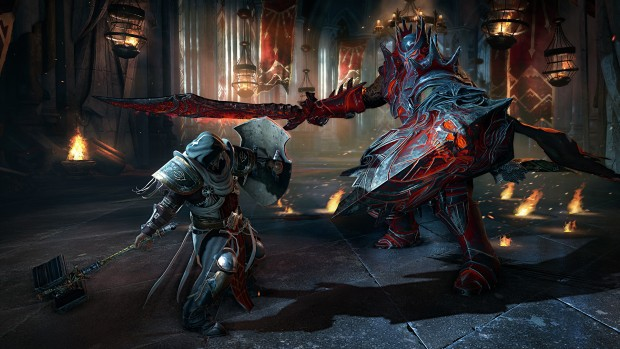 Lords of the Fallen PC screenshot
