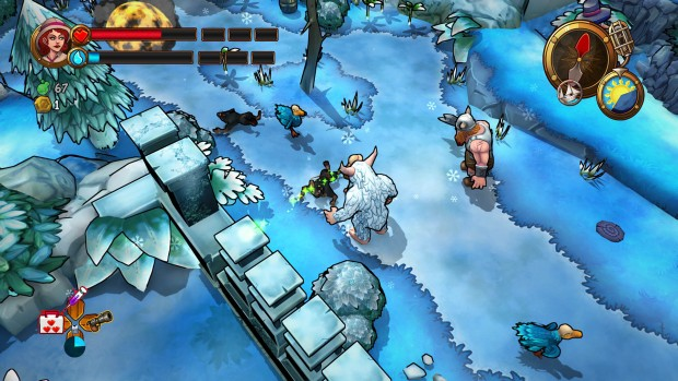 Lost Sea gameplay screenshot and review