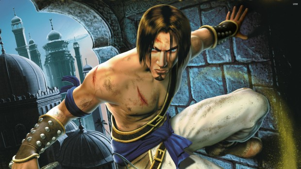 Prince of Persia: Sands of Time official artwork