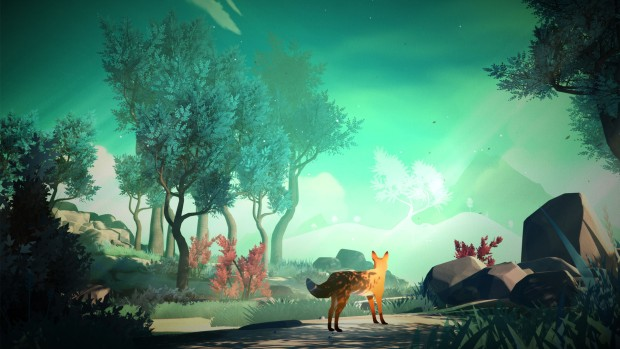 The First Tree is a visually beautiful exploration game