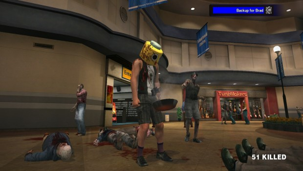 Dead Rising 1 screenshot for the PC version