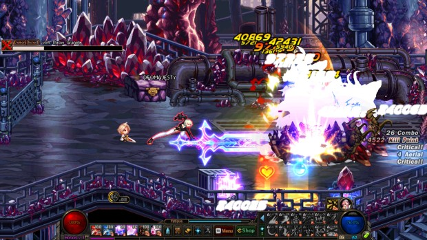 Dungeon Fighter Online Steam version screenshot
