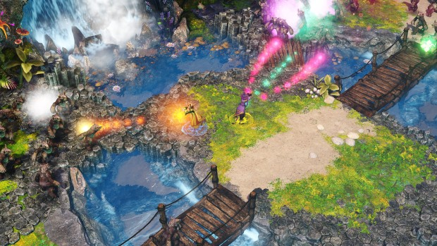 Nine Parchments co-op screenshot