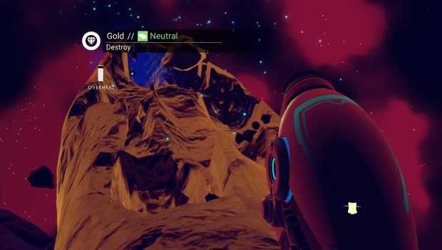 No Man's Sky has some graphical issues