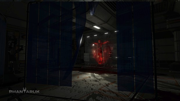 Phantaruk is a survival horror game set aboard a star ship