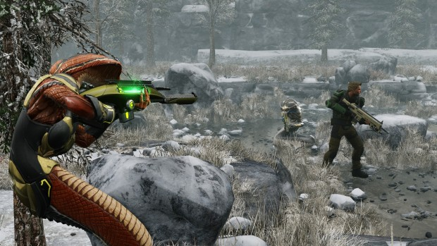XCOM 2 Long War Alien Pack new enemy Sidewinder