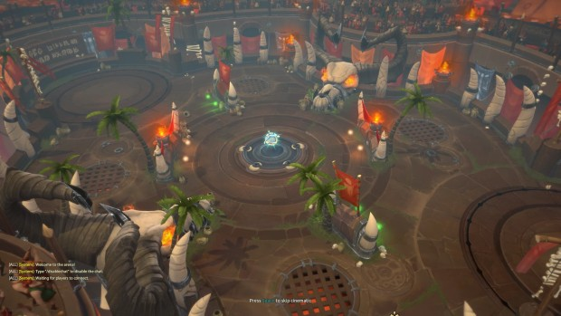 Battlerite Arena screenshot