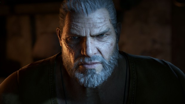 Gears of War 4's old Marcus