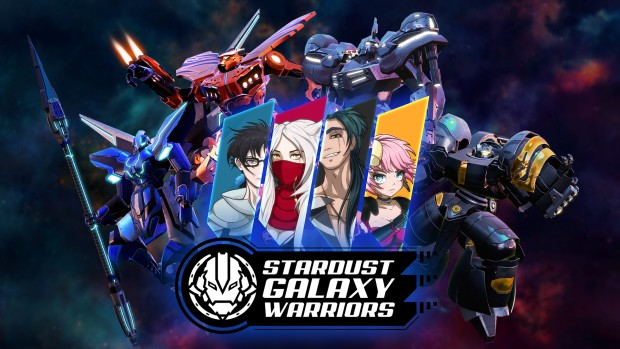 Stardust Galaxy Warriors: Stellar Climax official logo