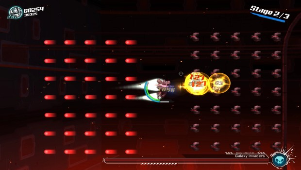 Stardust Galaxy Warriors Space Invaders screenshot