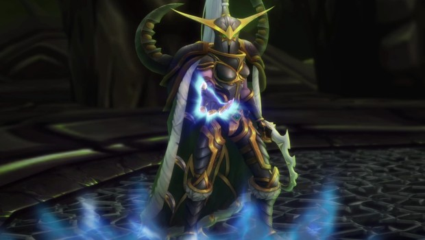 World of Warcraft: Legion's Maiev screenshot